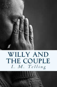 cover design for the book entitled Willy and the Couple