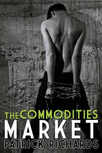 cover design for the book entitled The Commodities Market