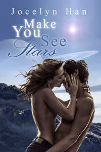 cover design for the book entitled Make You See Stars
