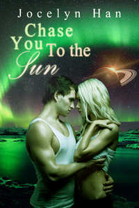 cover design for the book entitled Chase You To The Sun