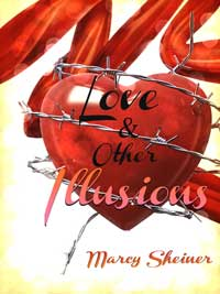 cover design for the book entitled Love And Other Illusions