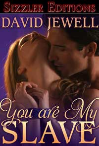 cover design for the book entitled YOU ARE MY SLAVE