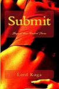 cover design for the book entitled Submit