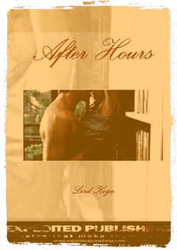 cover design for the book entitled After hours