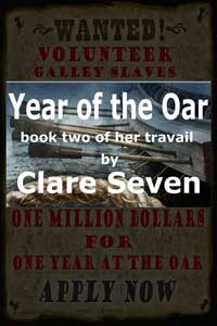 cover design for the book entitled Year of The Oar 2