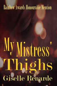 cover design for the book entitled My Mistress