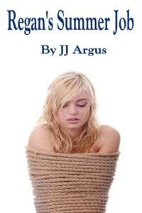cover design for the book entitled Regan