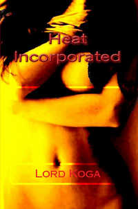 cover design for the book entitled Heat Incorporated