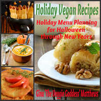Holiday Vegan Recipes