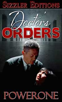 cover design for the book entitled Doctor's Orders
