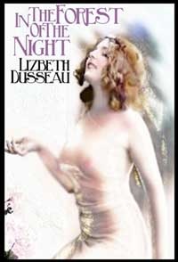 cover design for the book entitled In the Forest of the Night