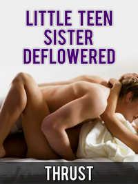 Little Teen Step-Sister Deflowered