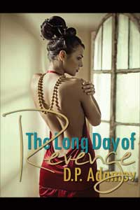cover design for the book entitled The Long Day of Revenge