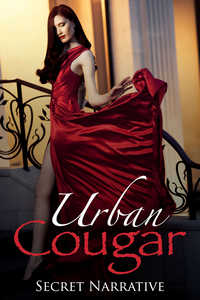 cover design for the book entitled Urban Cougar