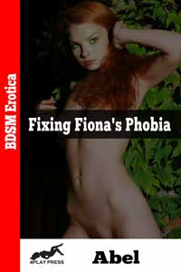 cover design for the book entitled Fixing Fiona
