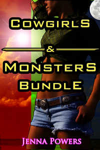 Cowgirls and Monsters Bundle