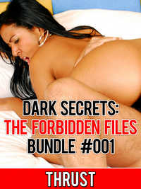 Dark Secrets: The Forbidden Files Bundle 1