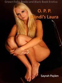 cover design for the book entitled O.P.P.: Randi