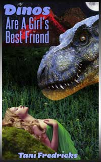 Dinos Are A Girl`s Best Friend