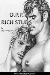 cover design for the book entitled O.P.P.: Rich Studs