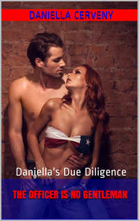 cover design for the book entitled Daniella's Due Diligence