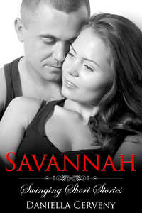 cover design for the book entitled Savannah