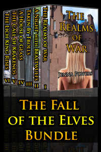 The Realms of War: The Fall of the Elves Bundle (Fantasy Erotica Bundle)