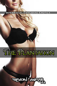 cover design for the book entitled The Plantation