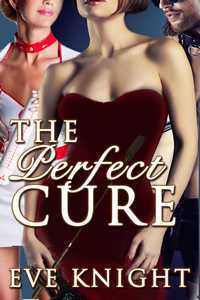 cover design for the book entitled The Perfect Cure