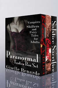 Paranormal Erotica Box Set