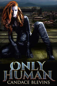 cover design for the book entitled Only Human (Kirsten O