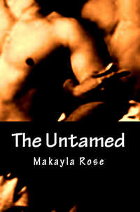 cover design for the book entitled The Untamed