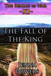 The Realms of War 11: The Fall of the King (MMM / Elf F Erotica)