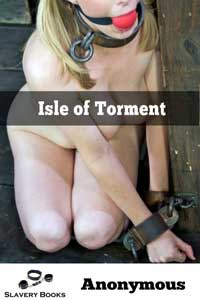 cover design for the book entitled Isle of Torment