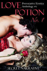 cover design for the book entitled Love Potion No. 1