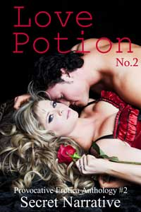cover design for the book entitled Love Potion No. 2