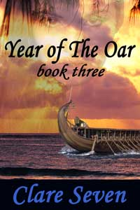cover design for the book entitled Year Of The Oar book three