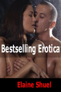 cover design for the book entitled Bestselling Erotica