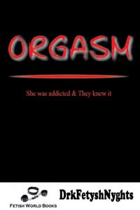 cover design for the book entitled ORGASM