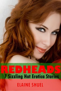 cover design for the book entitled Redheads