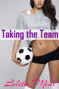 cover design for the book entitled Taking the Team
