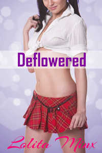 cover design for the book entitled Deflowered