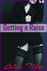 cover design for the book entitled Getting a Raise