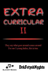 cover design for the book entitled EXTRACURRICULAR 2
