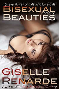 cover design for the book entitled Bisexual Beauties