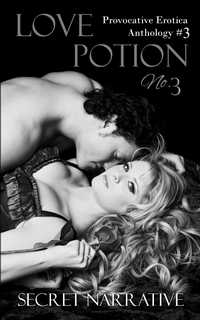 cover design for the book entitled Love Potion No. 3