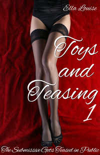 cover design for the book entitled Toys and Teasing 1