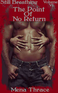 cover design for the book entitled The Point Of No Return