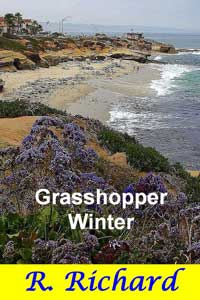 Grasshopper Winter by R. Richard
