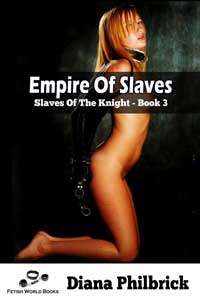 cover design for the book entitled Empire of Slaves